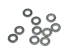 Washer M3x6xT0.6mm (10pcs)