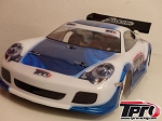 GT 3000 1/8 GT Bodyshell complete incl. Decals