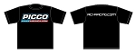 PICCO AMERICA  T-shirt size S
