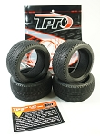 TPRO 1/8 OffRoad SKYLINE Racing Tire & Insert (XR T4 - Super Soft) (4)