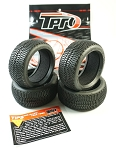 TPRO 1/8 OffRoad LOOPER Racing Tire & Insert (XR T5 - Ultra Soft) (4)