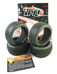 TPRO 1/8 OffRoad COUGAR Racing Tire & Insert (XR T5 - Ultra Soft)(4)