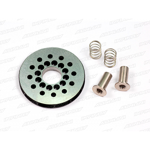 VENTILATED BRAKE DISC SET