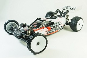 SWORKz S12-2 1/10 2WD EP Off Road Racing Buggy Pro Kit