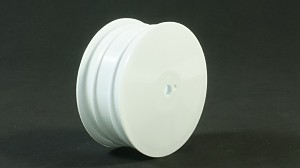 TPRO 1/10 4WD Off Road Front Dish Wheel white 12mm(4)