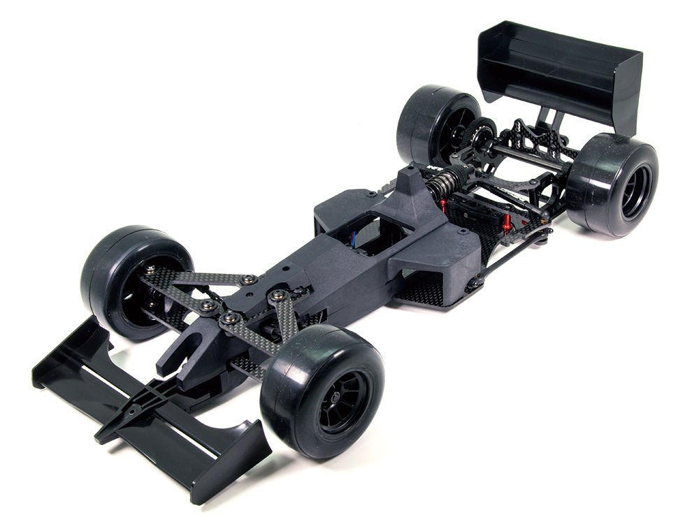 IF11 1/10 EP FORMULA CAR CHASSIS KIT