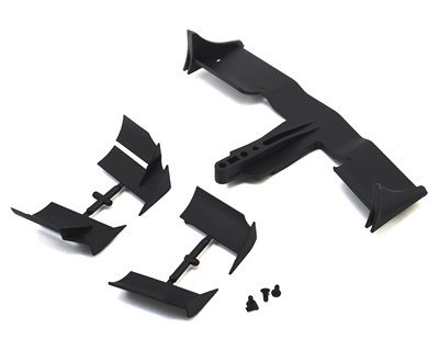 PROTOform V2 F1 Front Wing, (Black)