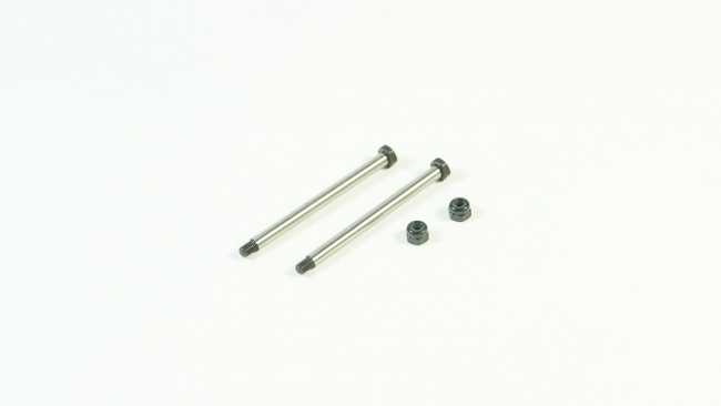 RR Hub Carrier Hinge Pin w/Nut
