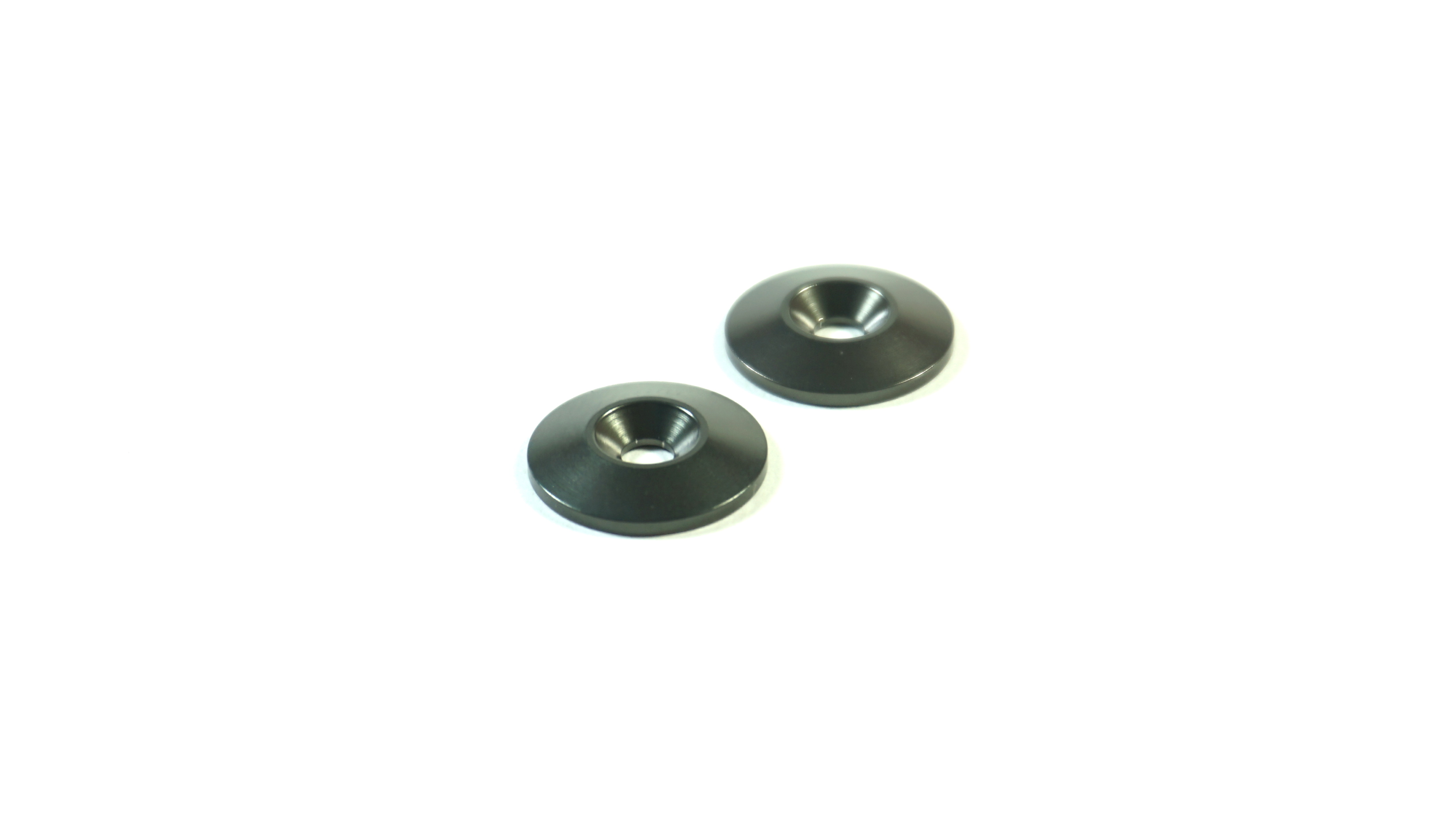 S14/S12 series Aluminum Rear Wing Washer (GM)(2PC)