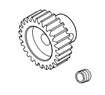 Motor Pinion Gear 22T
