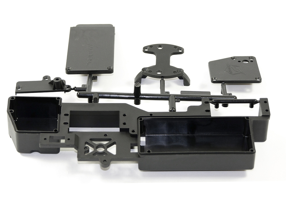 S350 Power Steering Radio Tray