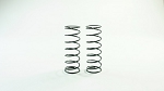 1/8 Series Black Competition Front Shock Springs (S3-Dot) (70x1.6x8.5) (2)