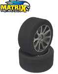 REAR AIR CARBON 40 RC MODEL TIRES