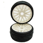 PMT GT Tyres Q3 Soft White ( 4 pairs )