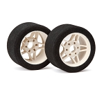FRONT FIVE PRECISION 30 RC MODEL TIRES