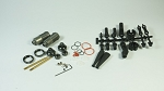 S35-3 series L-BBS Front Shock Set with Emulsion Shock Cap
